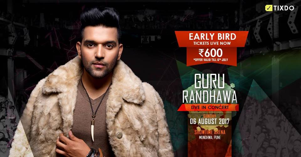 Patiyala Pulse // Guru Randhawa Live // Showtime Arena
