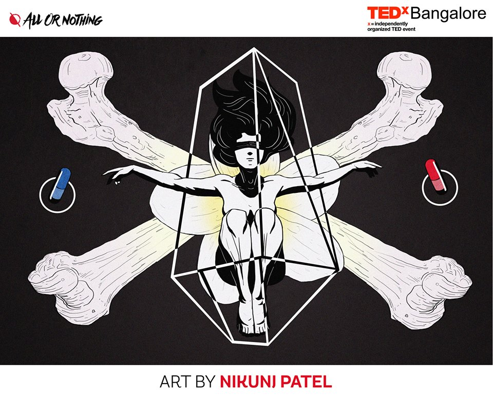 TEDxBangalore 2015 - All or Nothing