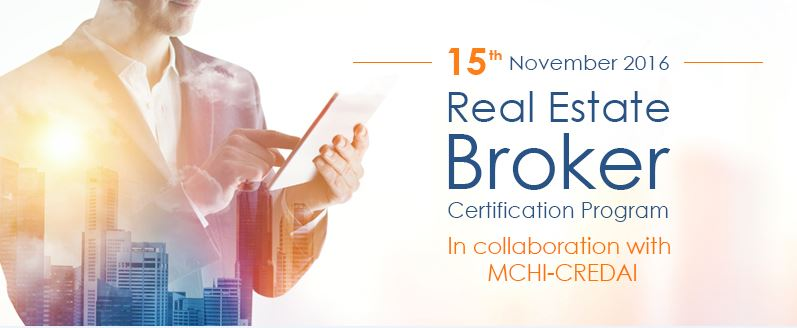 Real Estate Broker Certification Program