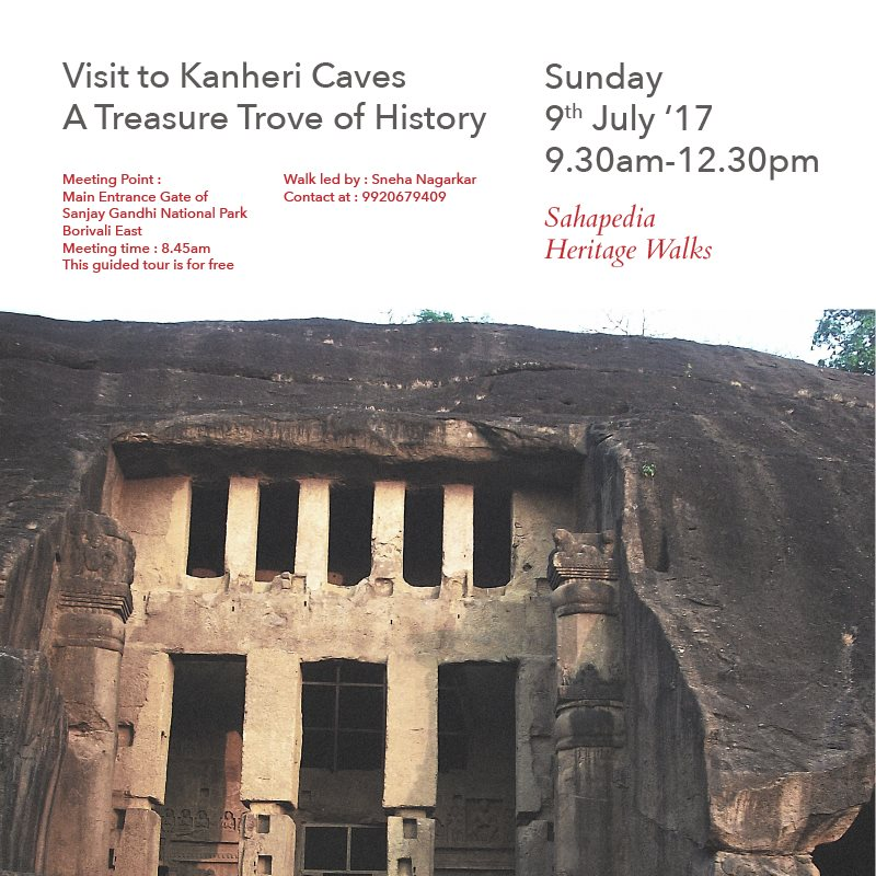 Visit to Kanheri Caves- A Treasure Trove of History