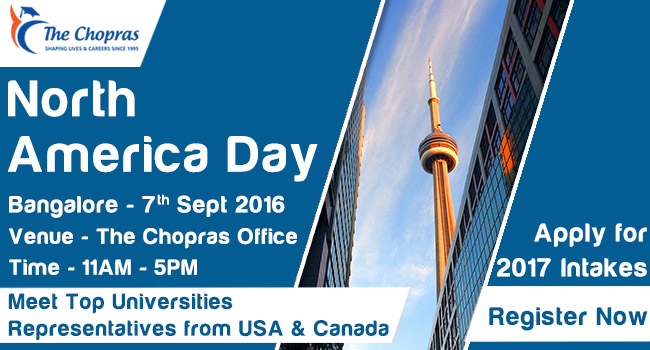 The Chopras Bring North America Day in 2016 to Bangalore