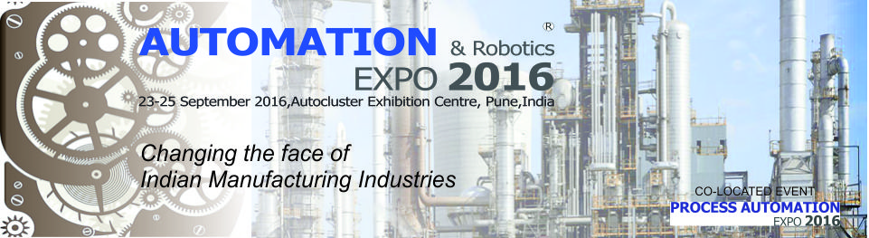 Automation & Robotics Expo -2016