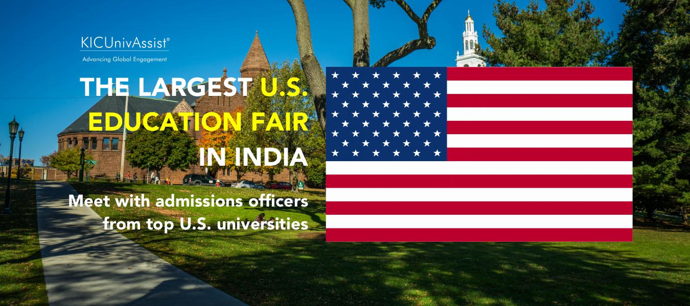 LARGEST U.S. UNIVERSITY FAIR 2016 - MUMBAI