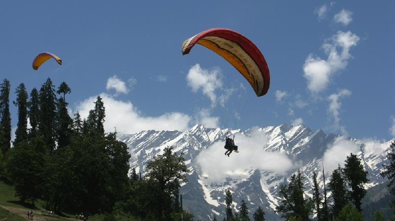Solang Valley Adventures! Manali