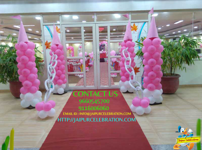 Jaipur Celebratios | birthday party decorator in jaipur