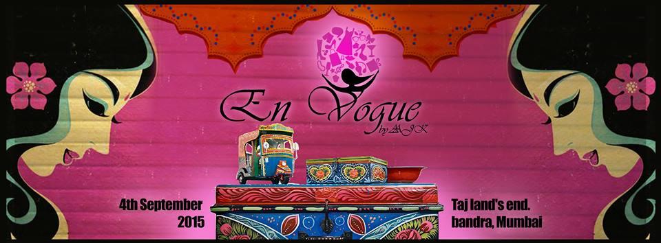 En Vogue by AAJK at The Taj Lands End,Bandra,Mumbai