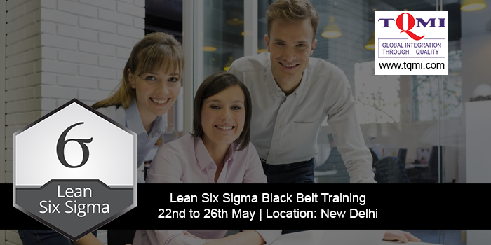Lean Six Sigma Black Belt Program - Week3