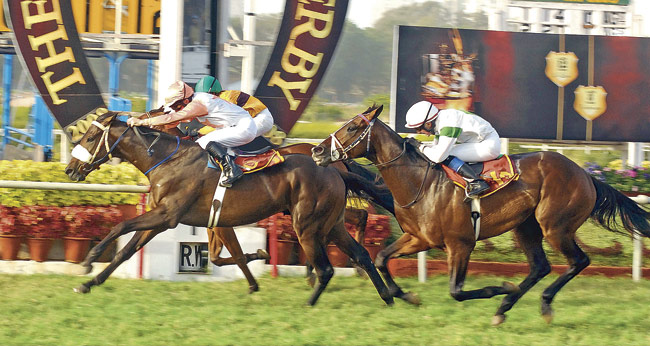 Get Signature Indian Derby 2015 Passes