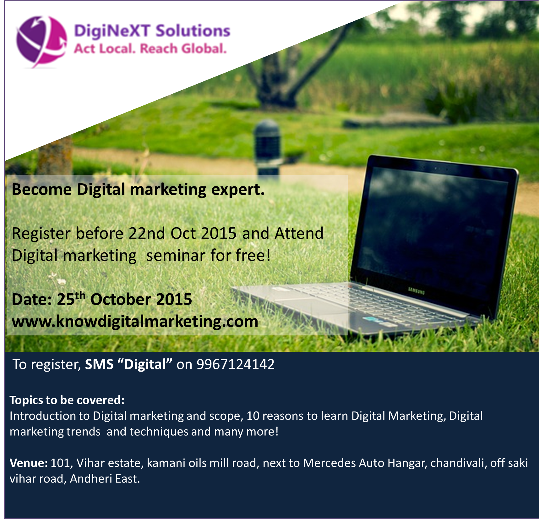 Digital marketing career guidance
