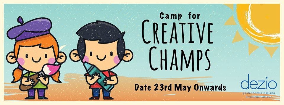 Creative Champs : Summer Camp