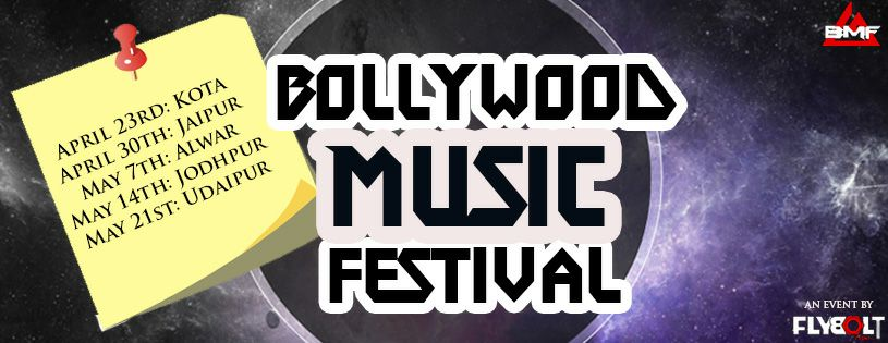 Bollywood Music Festival-Jaipur
