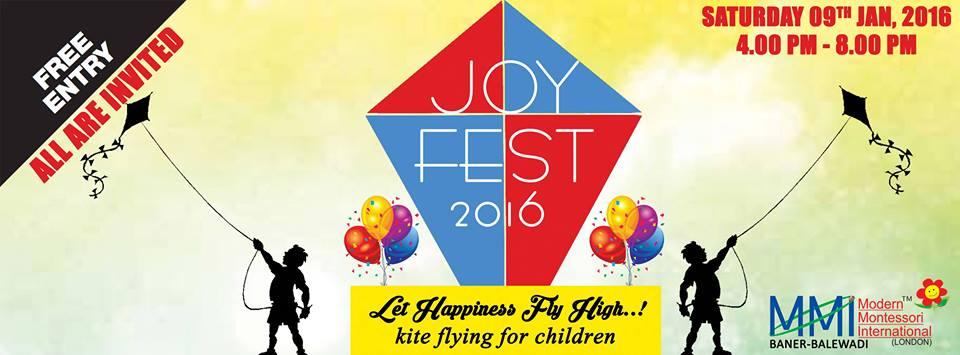 Joy Fest at MMI: Baner - Balewadi