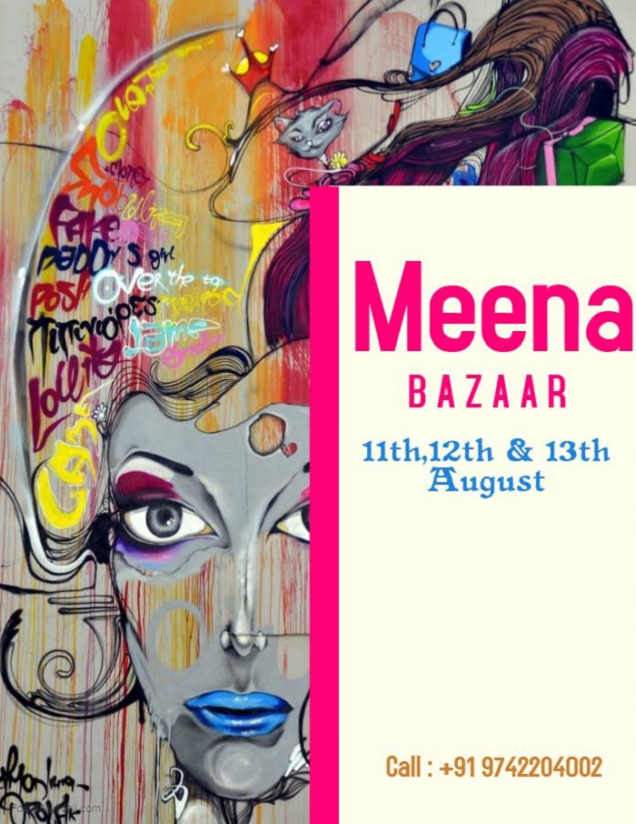 Meena Bazaar a Shopping Therapy