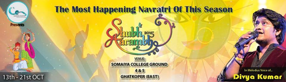 Shubh Aarambh 2015 : The most happening Navratri of this season