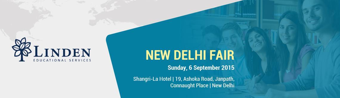 Linden US University Fairs 2015 at Delhi