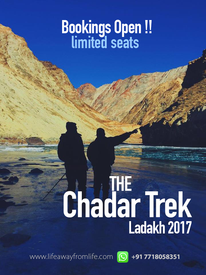 Chadar Trek in Ladakh (Short)