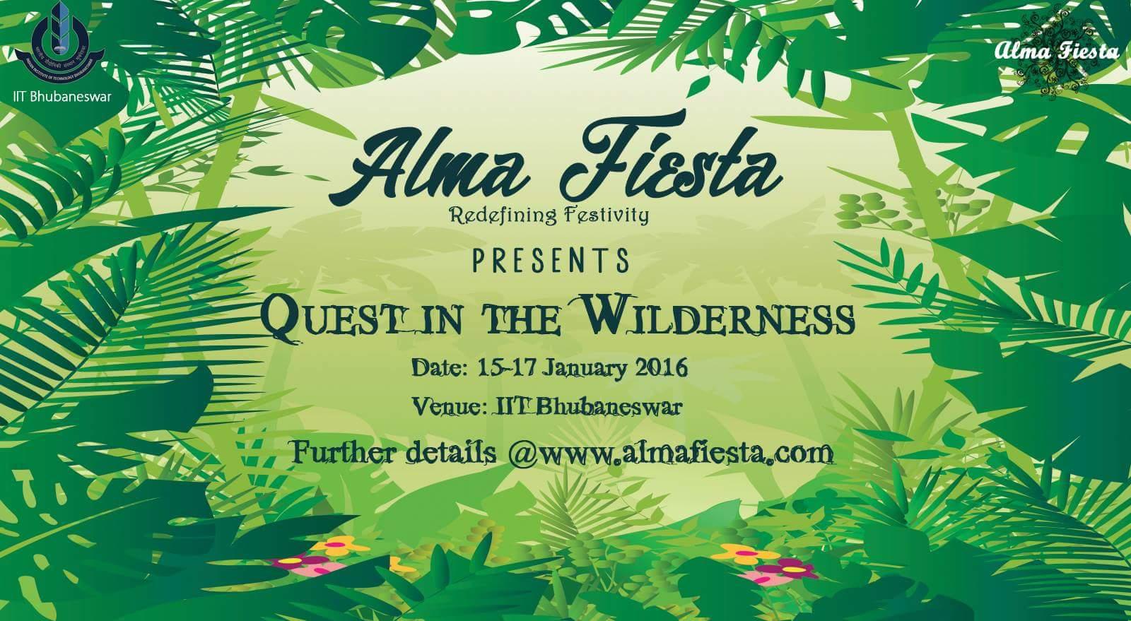 Alma Fiesta 2016