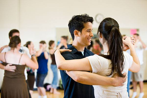 Social Ballroom Dance Club