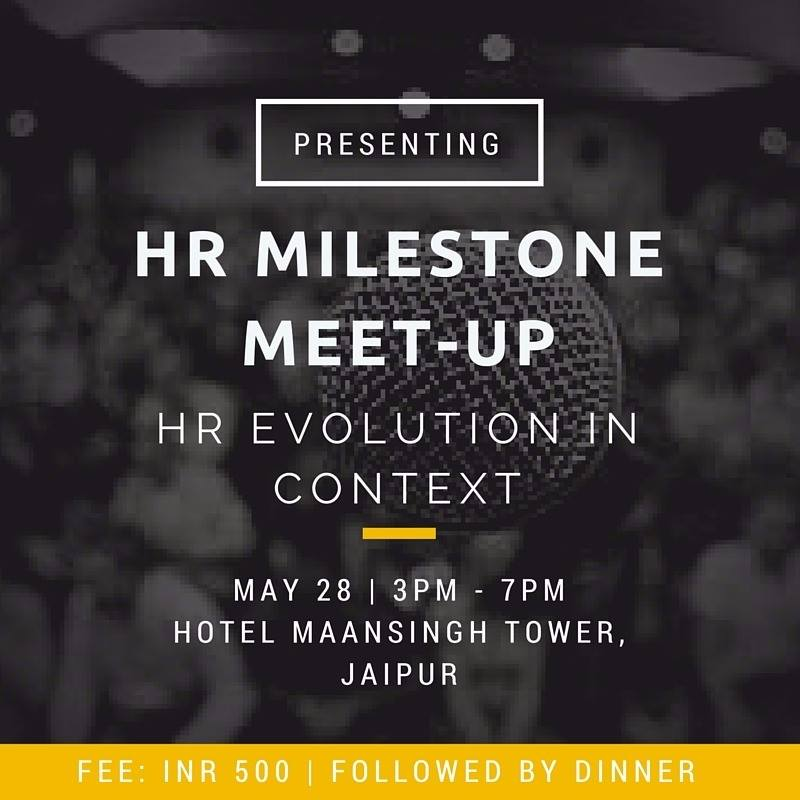 HR Milestone meet-up | Jaipur