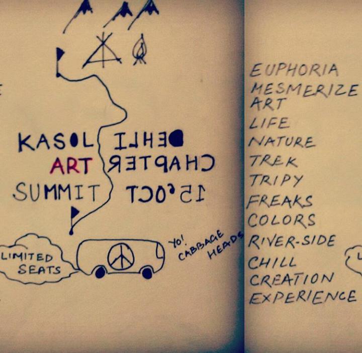 The Kasol Art Summit Experience