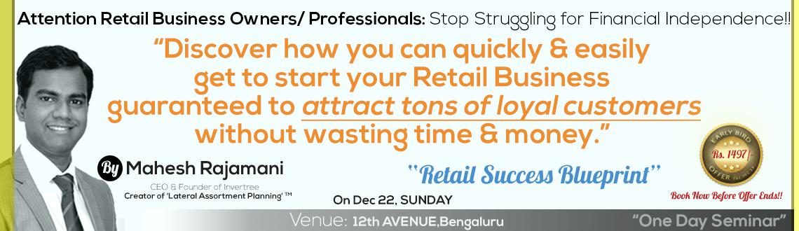 Retail Success Blueprint