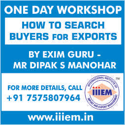One Day Workshop - How to Search Buyer for Export - Ahmedabad at 6000 INR