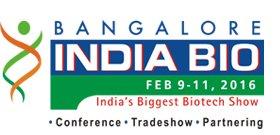 Bangalore INDIA BIO 2016