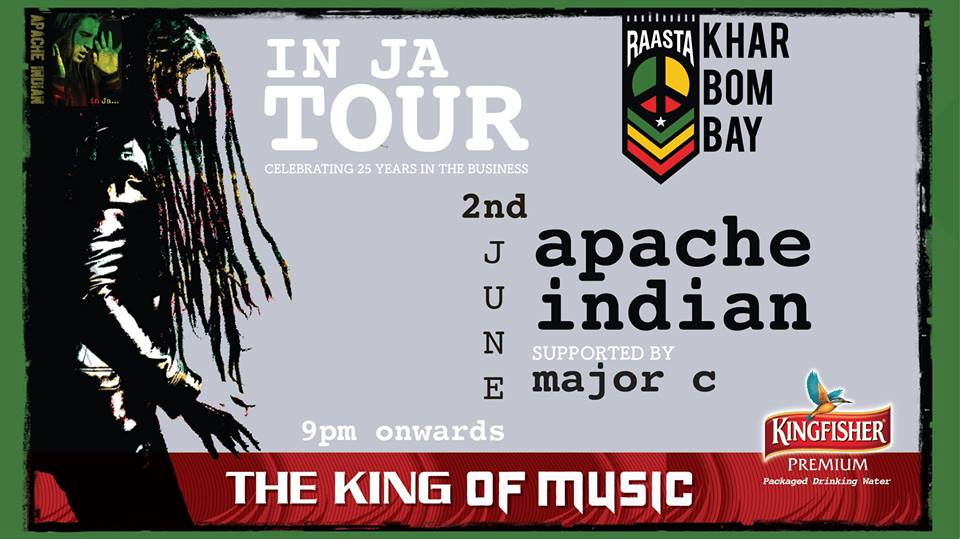 Apache Indian In Ja Tour // Raasta Bombay