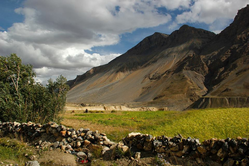 Braving Spiti - One more time !