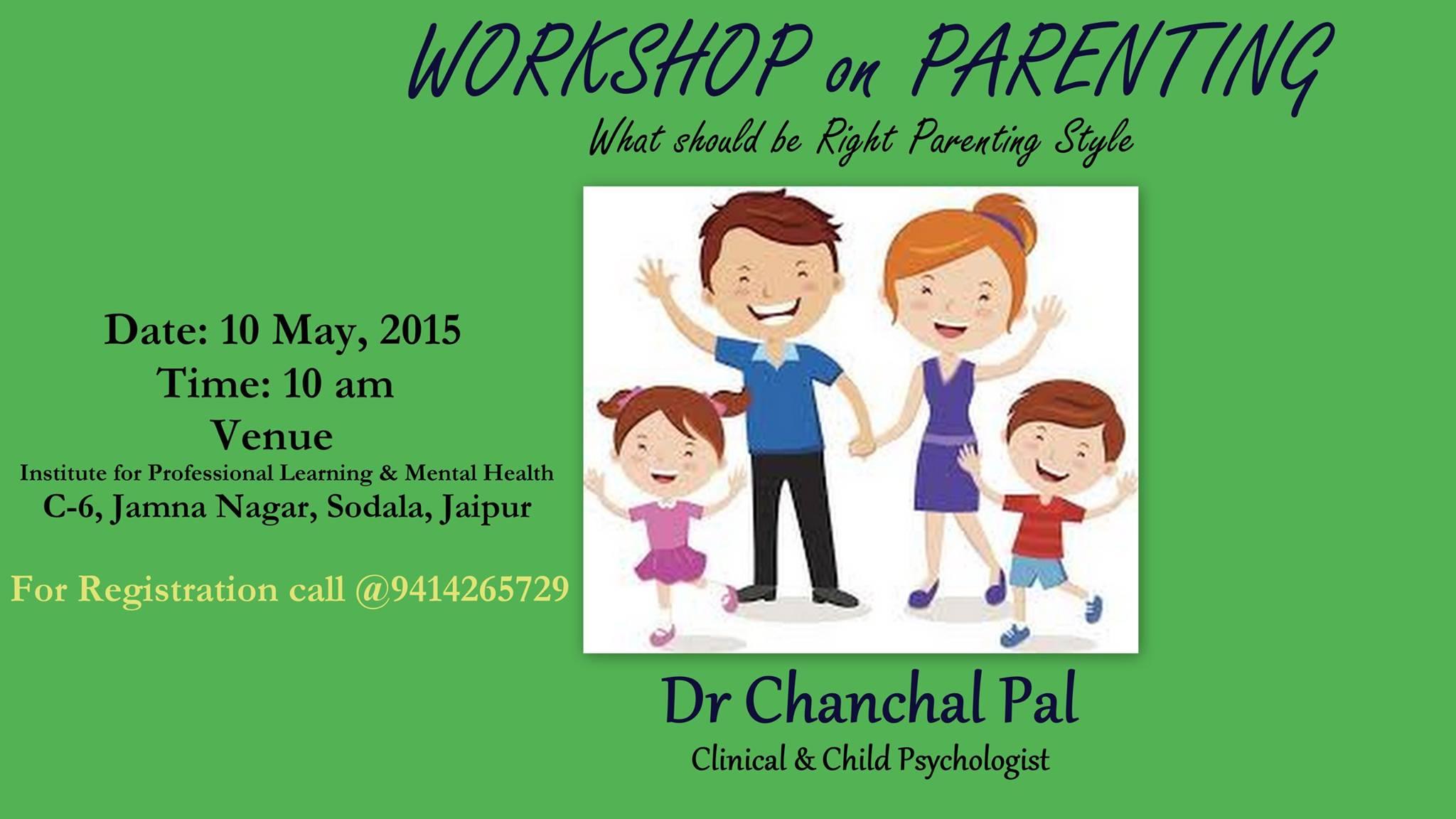 Workshop on Parenting