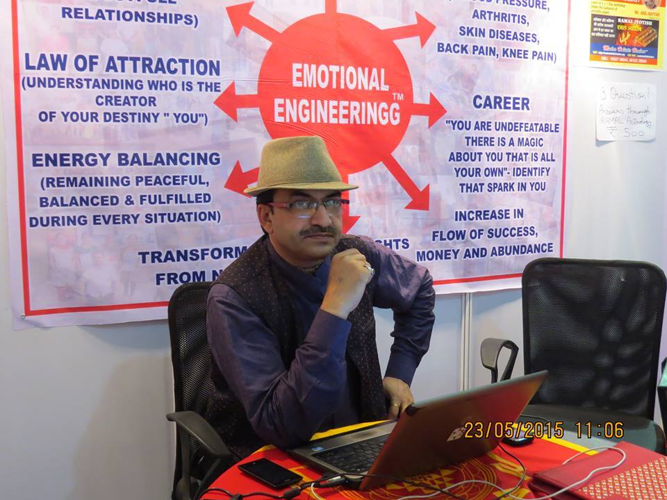 Emotional Engineeringg TM Workshop 10th Sep. by Sh. Anil Nayyar