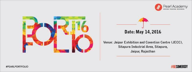 Portfolio 2016, Jaipur