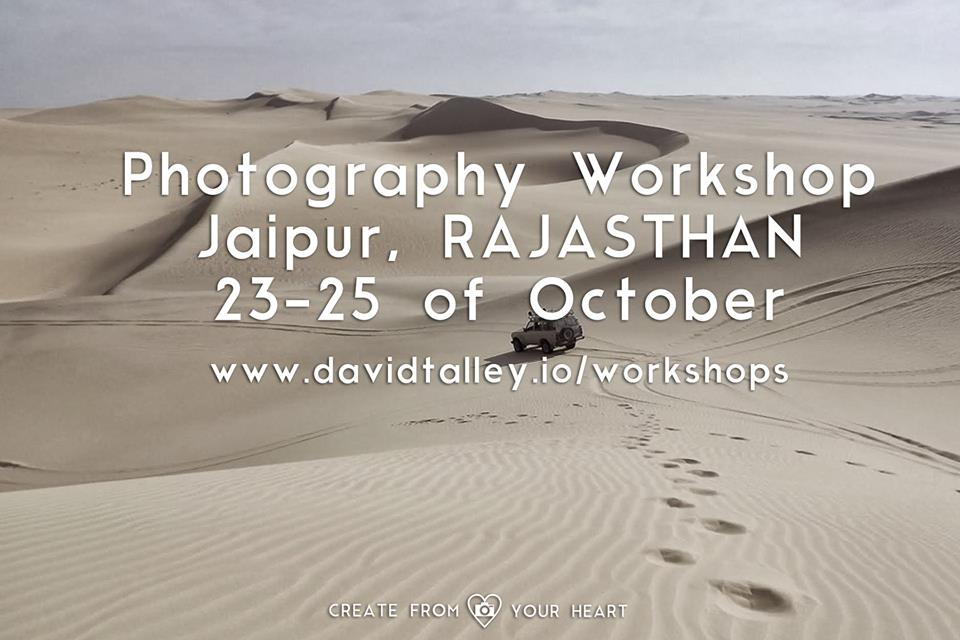Jaipur, Rajasthan Photography Course