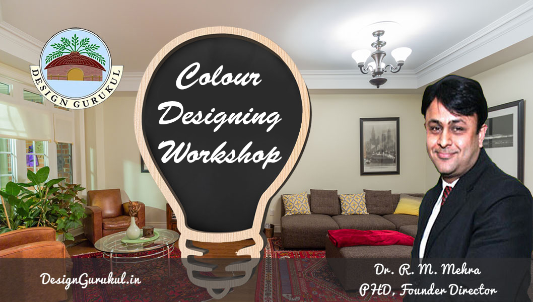 5 - DAY WORKSHOP IN BASIC COLOUR DESIGNING