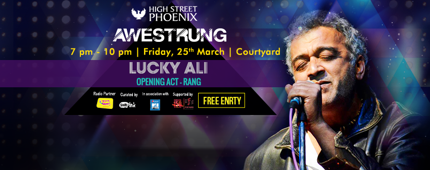Awestrung feat. Lucky Ali