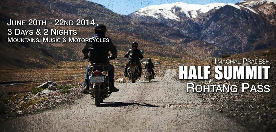 World Motorcycle Day | Half Summit
