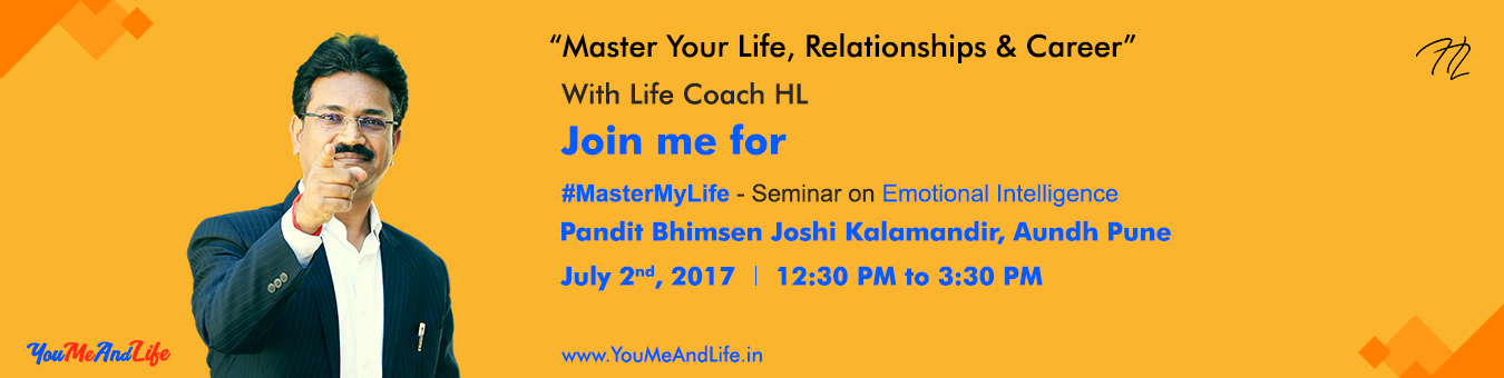 Free Introductory Seminar on Emotional Intelligence And Life Coaching
