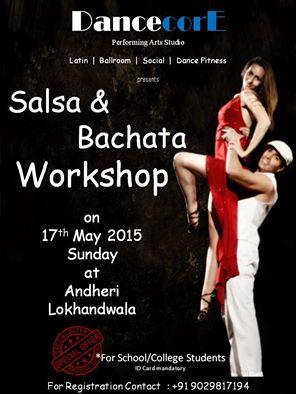 Salsa & Bachata Workshop |Mumbai| Hook2events.com