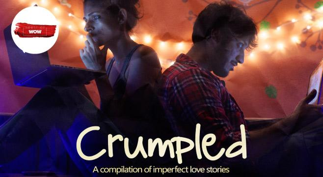 Crumpled - A Compilation of Imperfect Love Stories