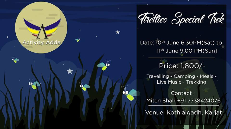 Fireflies special trek