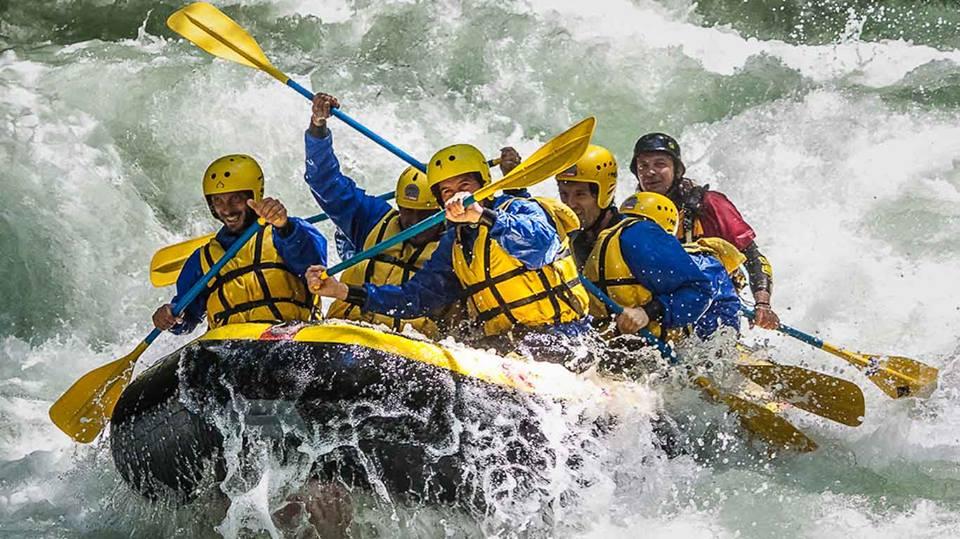 River Rafting , Bungee Jump & Camping In Rishikesh, Uttarakhand
