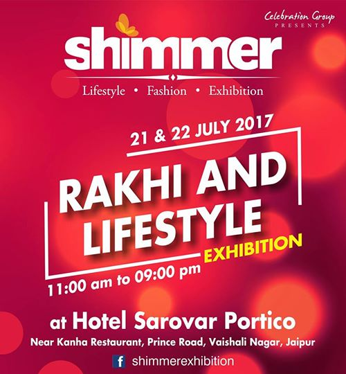 Shimmer Rakhi & Lifestyle Exhibition
