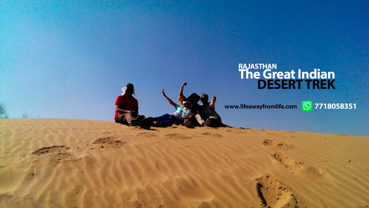 The Great Indian Desert Trek – Bikaner