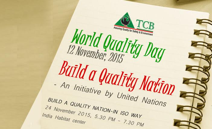 World Quality Day Celebration Delhi
