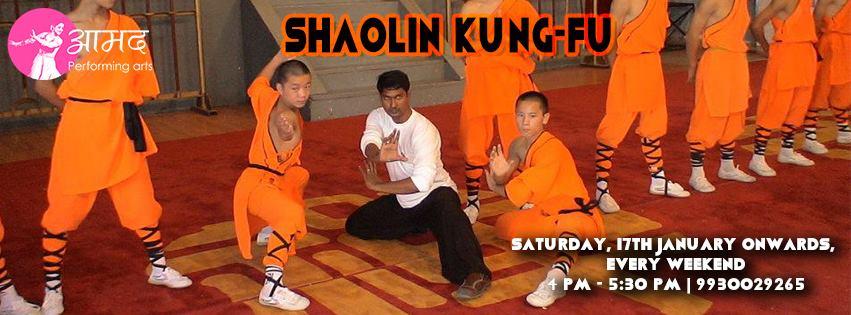 Shaolin Kung-Fu classes begin!!!
