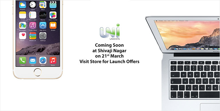 Unicron Apple Premium Store - Pune - Shivaji Nagar - Coming Soon