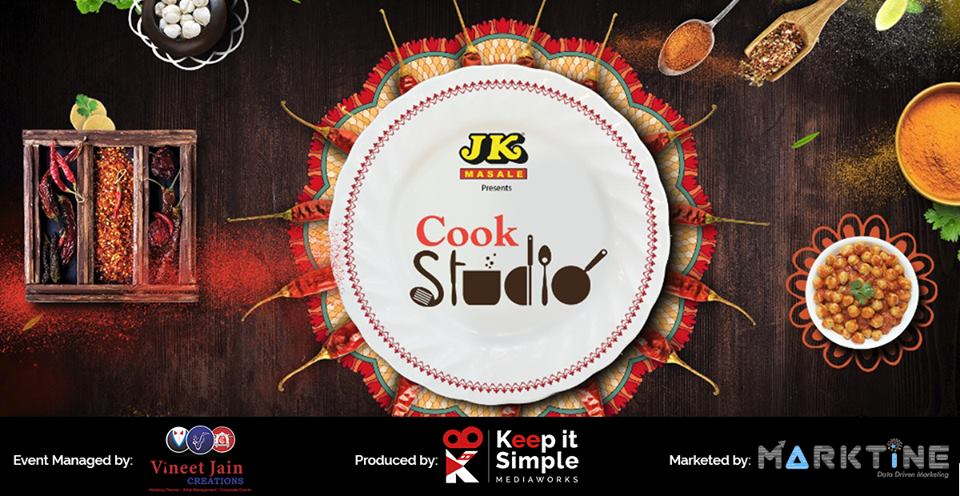 CookStudio-India's Biggest Live Cooking Battle