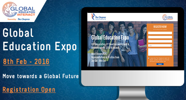 Find Uncountable Opportunities at The Education Fair 2016 in Bangalore