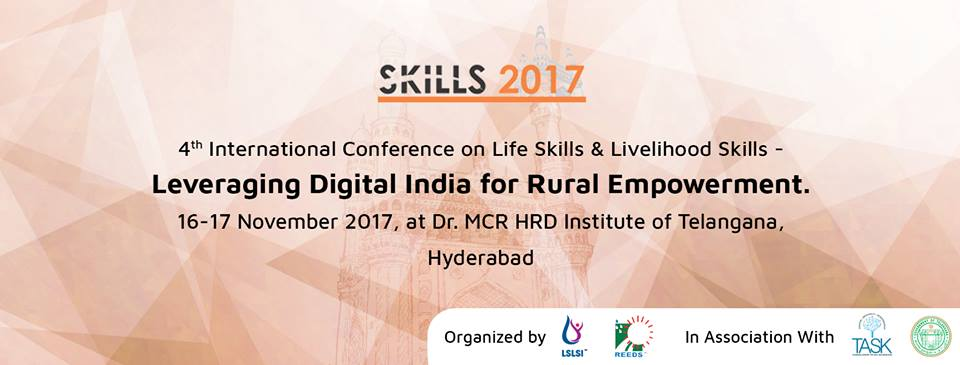 4th International Conference on Life Skills & Livelihood Skills -  Leveraging Digital India for Rural Empowerment.
